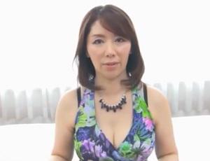 翔田千里 五十路熟女の筆おろしセックス!レジェンド女優の女体解説交尾!