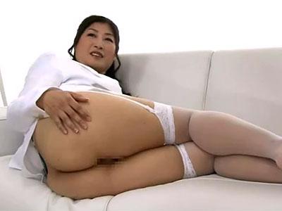 藤沢芳恵 50を過ぎてのセックスにマンネリを感じていたら是非アナルを