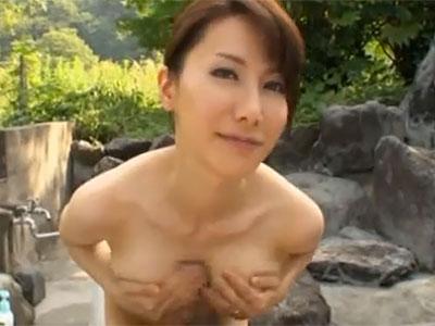 有沢実紗 バイト先で知り合った大学生の不倫相手と一泊二日で温泉へやって来ました