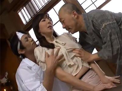 澤村レイコ あ、あんた、死んだご主人が憑いてるぞ。ワシが供養してあげよう