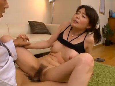 三浦恵理子 優しい夫だけどセックスだけが物足りないから欲求不満なんです