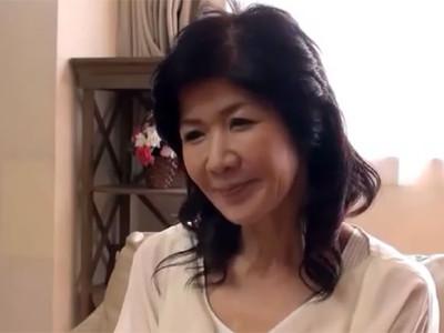 工藤留美子 もうすぐ還暦だけどとにかくSEXがしたい。夫には頼めないから来ちゃいました