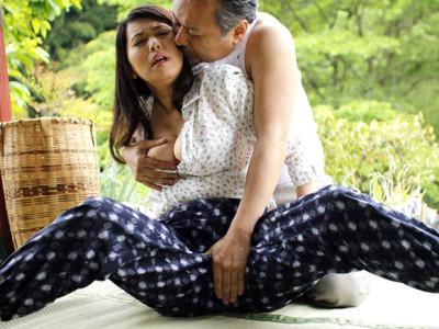 桐島綾子 農家の男を好きになってお試し婚をしたら別の男にハメられた