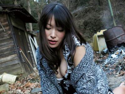 長瀬涼子 野外セックスがとても気持よくて本当の自分が解放できました