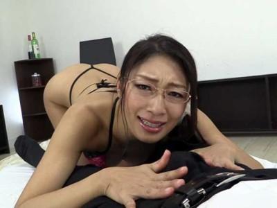 小早川怜子 ジッと見つめられながらお上品な淫語を聞かされて暴発しそう