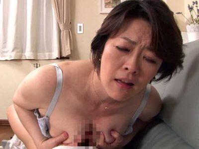 野沢佐江 「か、母さん何やってるんだよ」「いいから、カチカチじゃないの」