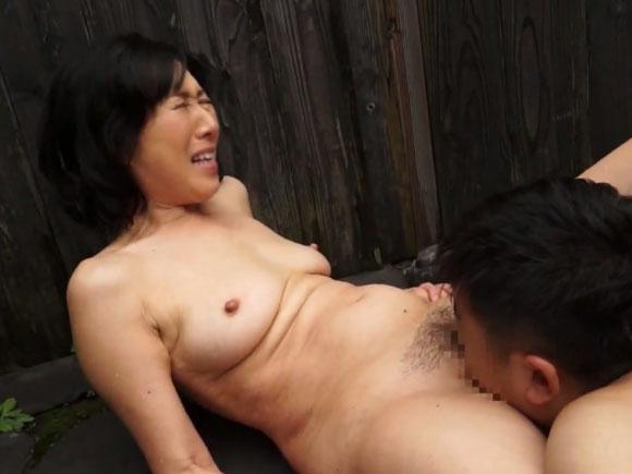 【BKD-139】大森涼子がクンニされている画像