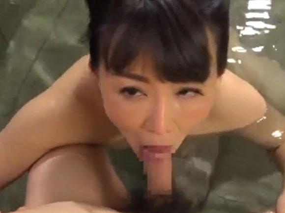 【BKD-156】浅井舞香がフェラチオしている画像