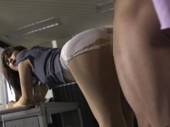 【JUY-084】松雪かなえが尻コキしている画像