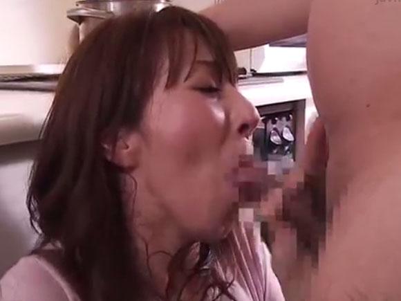 【SHKD-456】澤村レイコがフェラチオしている画像